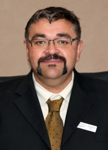 Gunditj Mirring Traditional Owners Aboriginal Corporation chief executive Damein Bell. Photo: GHCMA
